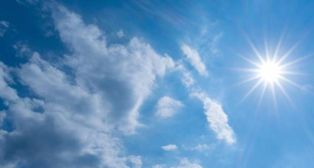 Vrijeme i dalje iznad prosječno toplo, najviše dnevne temperature od 12 do 16°C