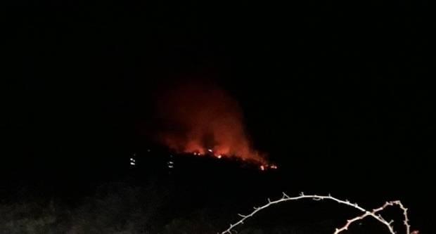U tijeku je gašenje: Buknuo veliki požar kod Gornjih Vrhovaca