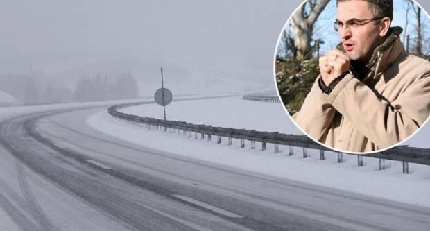 VAKULA NAJAVIO MUNJEVITI POVRATAK ZIMSKIH UVJETA 'Bit će brzo, naglo i žestoko, slijedi osjetan pad temperatura i prometni kaos, odgodite putovanja'