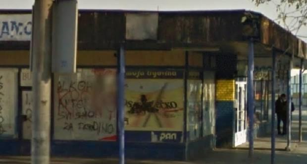 SLAVONSKI BROD - Prodavačica kradljivca zatvorila da ne pobjegne, on je počeo gušiti