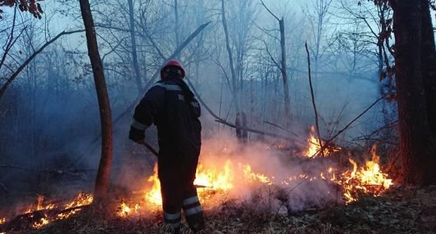Dovršen očevid na mjestu požara u Pakracu i požar na otvorenom kod Rasne