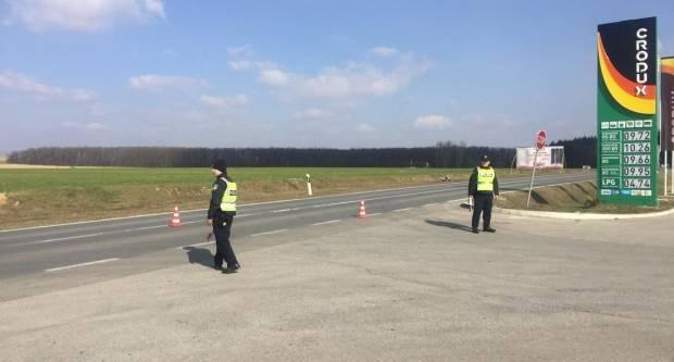 Vozači oprez ! Policija ovaj vikend pojačano kontrolira sve sudionike u prometu