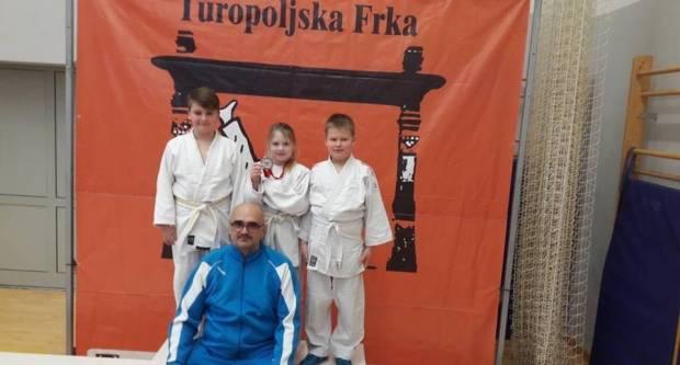 Noa Špiranec prvi na turniru u Velikoj Gorici