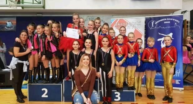 Astri 7 medalja na 1. KUP-u Republike Hrvatske u Zagrebu