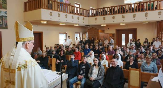 Proslava sv. Ivana od Boga u katoličkoj bolnici na Strmcu