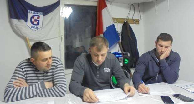 Skupština NK Graničar- Bučje: ʺPlan je ostati na sredini ljestvice 2. ŽNLʺ