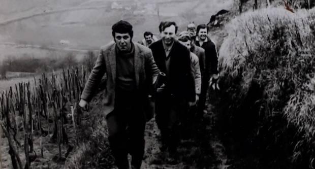 Proslava Grgureva prije 45 godina