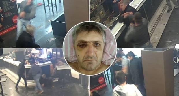 UZNEMIRAVAJUĆI VIDEO: pogledajte kako su pretukli zaštitara Ivana Topalovića