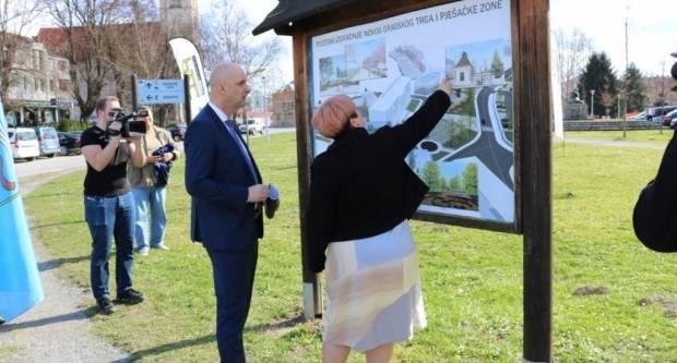 Započinju radovi vrijedni 8,8 milijuna kuna: Gradu uskoro novo, modernije ruho