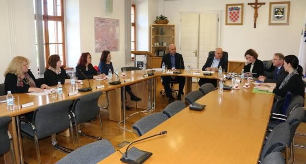 Gradonačelnik održao sastanak s ministricom kulture dr. sc. Ninom Obuljen Koržinek
