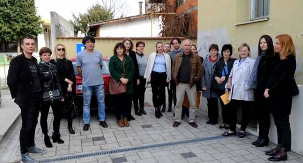 CZSS Požega na Dan socijalnog rada nastavio s mirnim prosvjedom kojim žele ukazati na probleme u sustavu