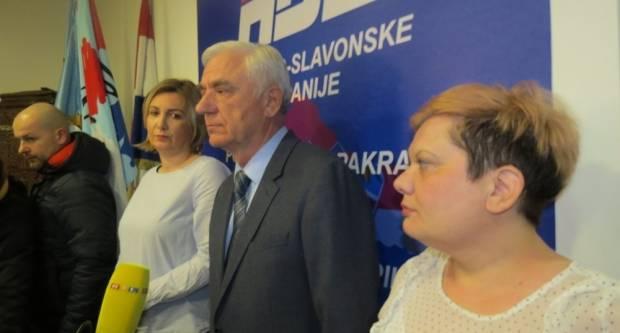 Predsjednik ŽO HDZ-a Ž. Glavić: ʺIgor Krizmanić samovoljno je napustio HDZ i sve funkcije koje je obnašaoʺ