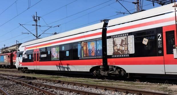Malik Tintilinić, Domaći, Palunko, Potjeh i Stribor vlakom iz davnina stižu u Slavonski Brod