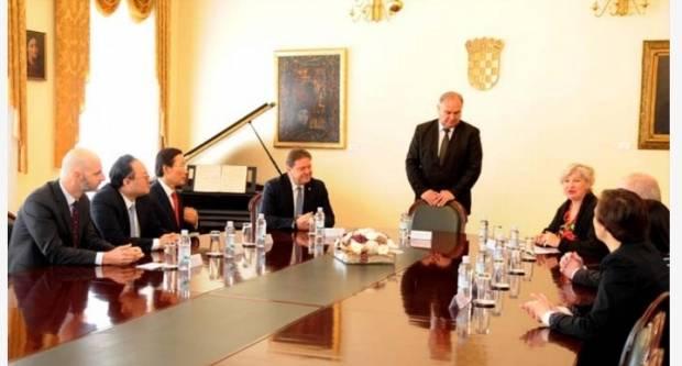 Veleposlanici i ministri u posjetu Požegi