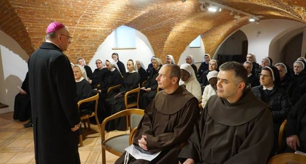 Korizmena duhovna obnova redovnica u Požegi