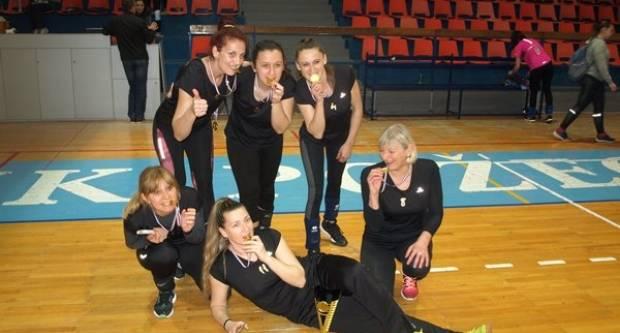 Ekipa SRU ʺŽivim sportʺ (Slavonski Brod) osvojila 15. Odbojkaški turnir Grada Požege