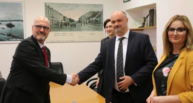 Održan prijem za veleposlanika Države Izrael u Republici Hrvatskoj
