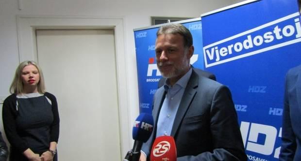 GORDAN JANDROKOVIĆ:HDZ očekuje pobjedu, cilj je 5 mandata