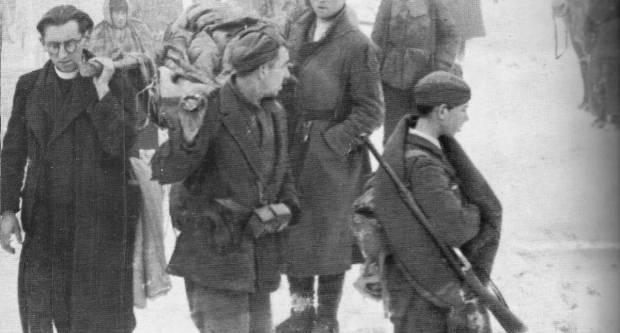 U ime Tita, partizana i antifašizma svetoga