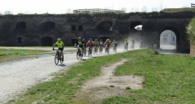 Današnja utrka Slavonske Brdske Biciklističke Lige