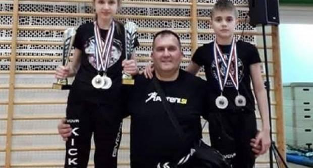 BRODSKI TIGROVI - Mikulić Petra i Jan ne prestaju osvajati zlatne i srebrne medalje