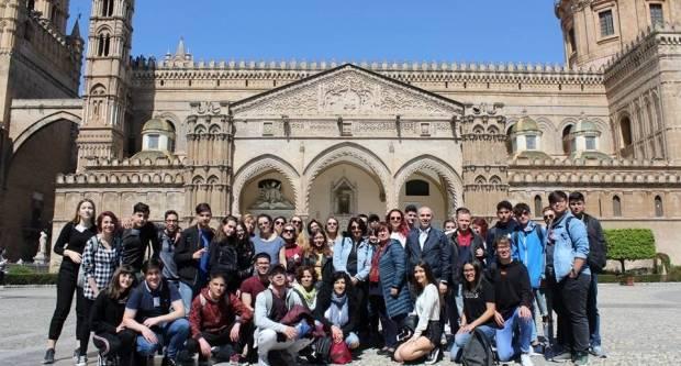 Mobilnost učenika i nastavnika Ekonomske škole Požega na Siciliji