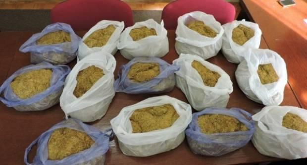 NEDOZVOLJENA TRGOVINA: Policijski službenici kod 43-godišnjaka pronašli 30 kilograma duhana bez markice