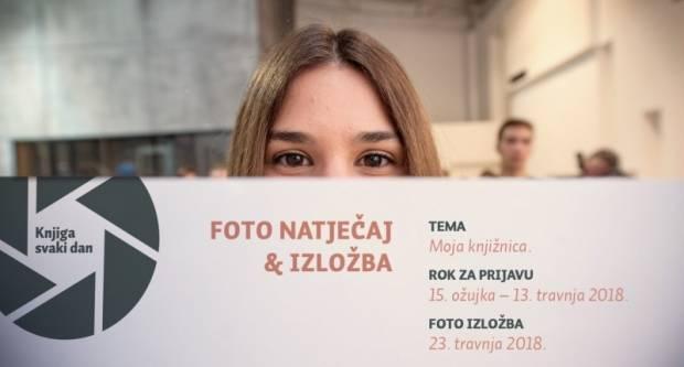 Knjiga svaki dan- projekt koji je dosad aktivirao više od 500 fotografa iz Hrvatske