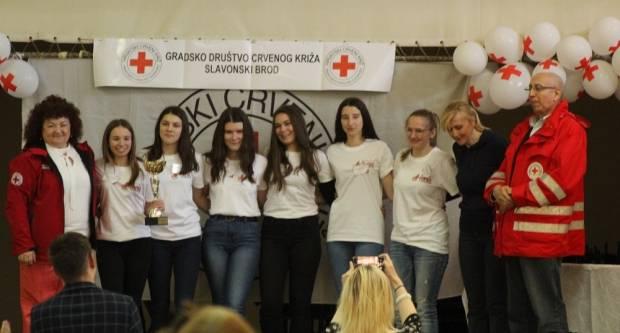 72 učenika danas je pokazalo svoje vještine prve pomoći