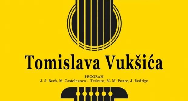 Gitarista Tomislav Vukšić gostuje u Lipiku