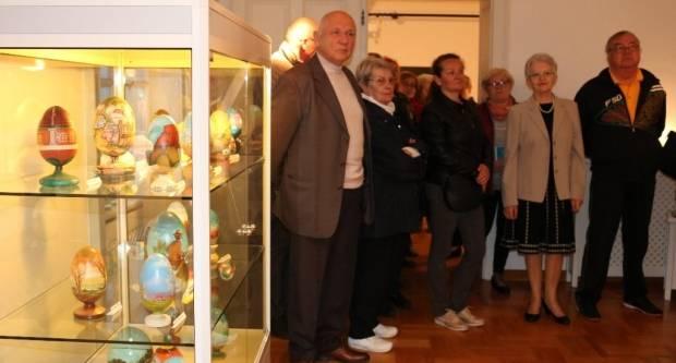 Muzej grada Pakraca: Suvremeni pristup ukrašavanju pisanica
