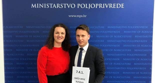 Gradonačelnik Josip Budimir u Kutjevo donosi 7.412.500,00 kn za izgradnju novog dječjeg vrtića