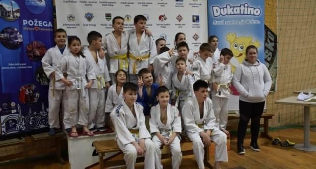 Međunarodni judo turnir ʺPožega open 2018.ʺ
