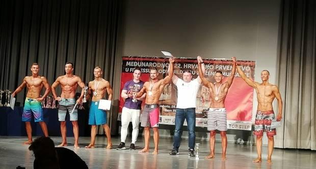 Dva natjecatelja, dva natjecanja, dva prvaka. Idealan rezultat za Body Art tim!