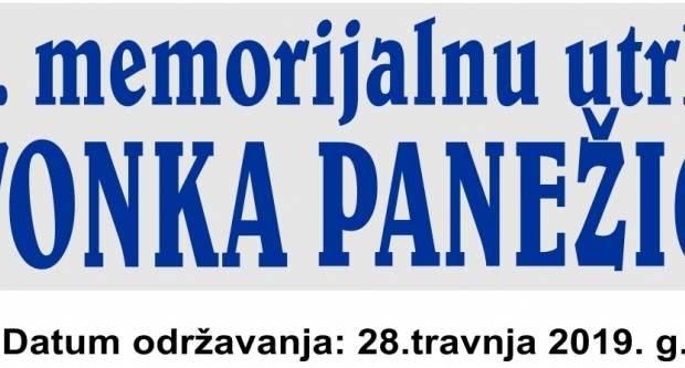 28. travnja održat će se 46. memorijalna utrka Zvonka Panežića