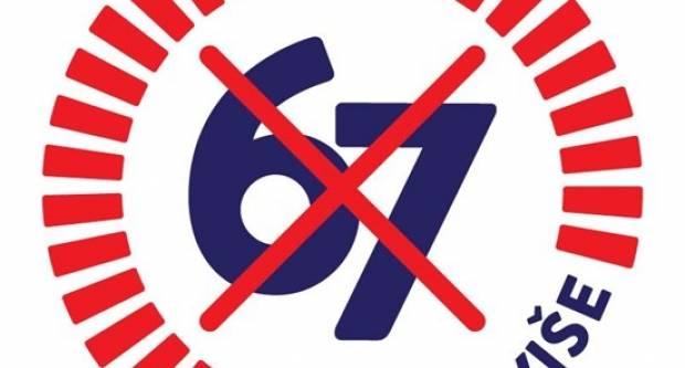 Koordinacija PSŽ: ʺAko ne želite raditi do 67 godine podržite inicijativu 67 je previšeʺ !!!