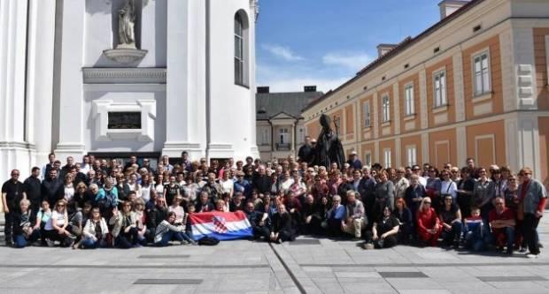 Hodočašće vjernika Požeške biskupije u Poljsku