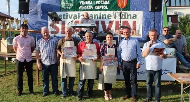 "4. gastro manifestacija ""Festival slanine i vina Slanvinʺ država se 18. svibnja u Kaptolu"