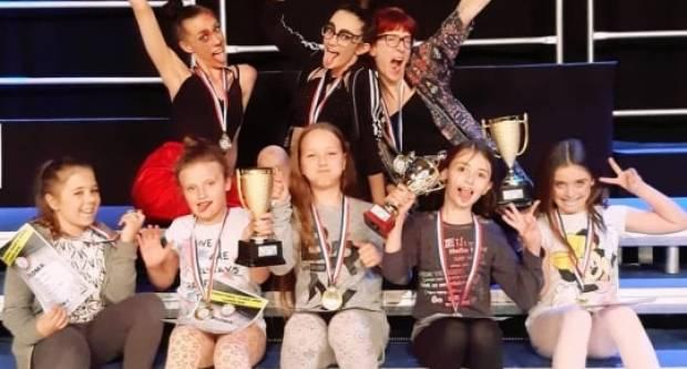 Požeške ARTine na tronu svjetskog natjecanja u plesu