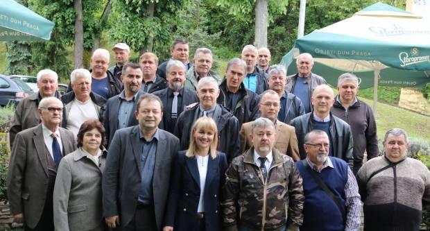 U Požegi predstavljeni kandidati za EU parlament ʺNeovisni za Hrvatsku, Hrvatska stranka pravaʺ
