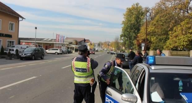 Vozači oprez !! Policija ovaj vikend pojačano kontrolira sve sudionike u prometu