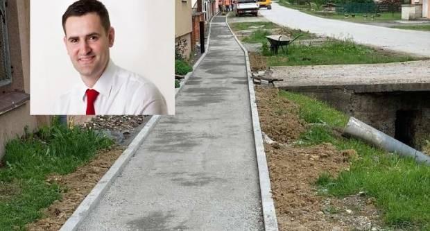 SIBINJ - 350 tisuća kuna za novi projekt u Sibinju