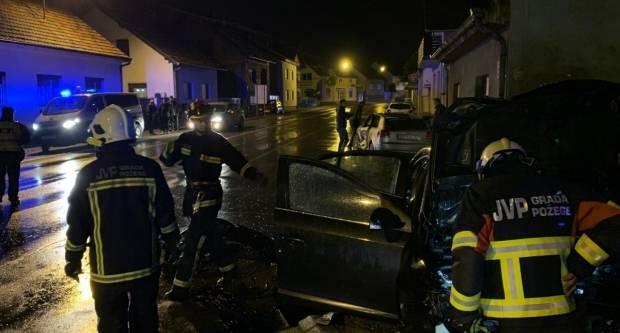 Prošli vikend čak devet prometnih nesreća, deset osoba lakše ozlijeđeno, rekorder imao 2,66 promila