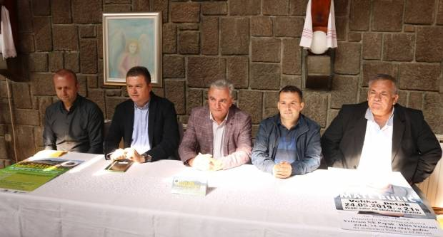 29. smotra folklora u Velikoj počinje u petak, 24.5. nogometnom utakmicom bivših ʺVatrenihʺ te koncertom Mate Bulića
