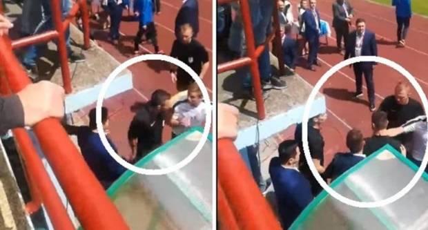 ʺUdri ga majku im je...ʺ ružan incident danas na stadionu ʺŽeljezničaraʺ