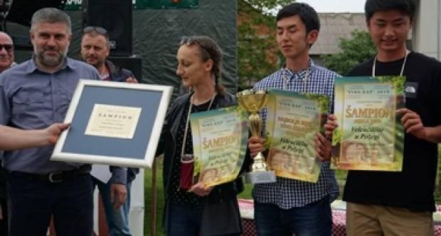 Vino Veleučilišta najbolje na županijskom ocjenjivanju vina Vino-kap 2019.