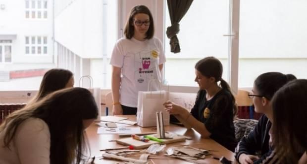 U Novoj Gradiški sve veće zanimanje mladih za STEM područje