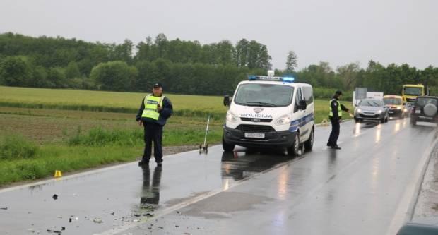 Jučer dva sudara u kojima je sudjelovalo pet vozila