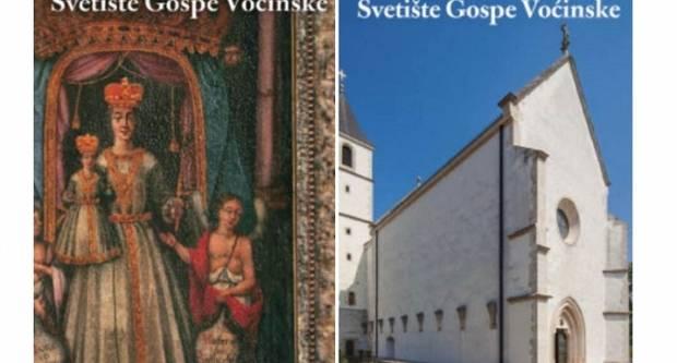 Motivi svetišta i Gospe Voćinske na poštanskim markicama putovat će svijetom