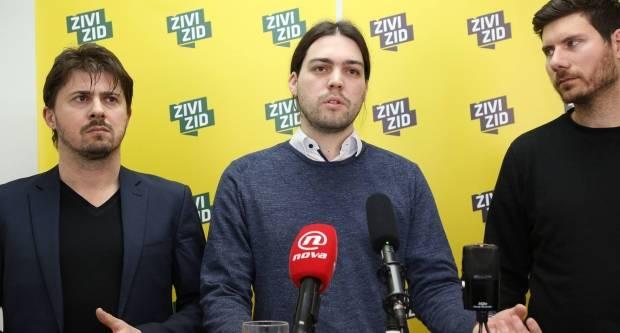 Novi CRO Demoskop: Rejting Živog zida potpuno se raspao, HDZ pada, SDP ozbiljno raste
